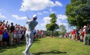 高尔夫:伍兹夺得巡回锦标赛的领先优势