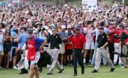 高尔夫:老虎伍兹赢得巡回锦标赛,这是自2013年以来的首场锦标赛胜利